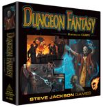 Dungeon Fantasy Roleplaying Game
