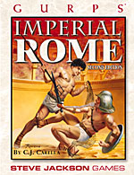 GURPS Imperial Rome