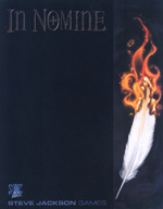 In Nomine: Angelic Player's Guide – Cover