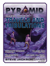 Pyramid #3/121: Travels and Tribulations (November 2018)