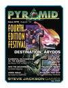 Pyramid #3/70: Fourth Edition Festival (August 2014)